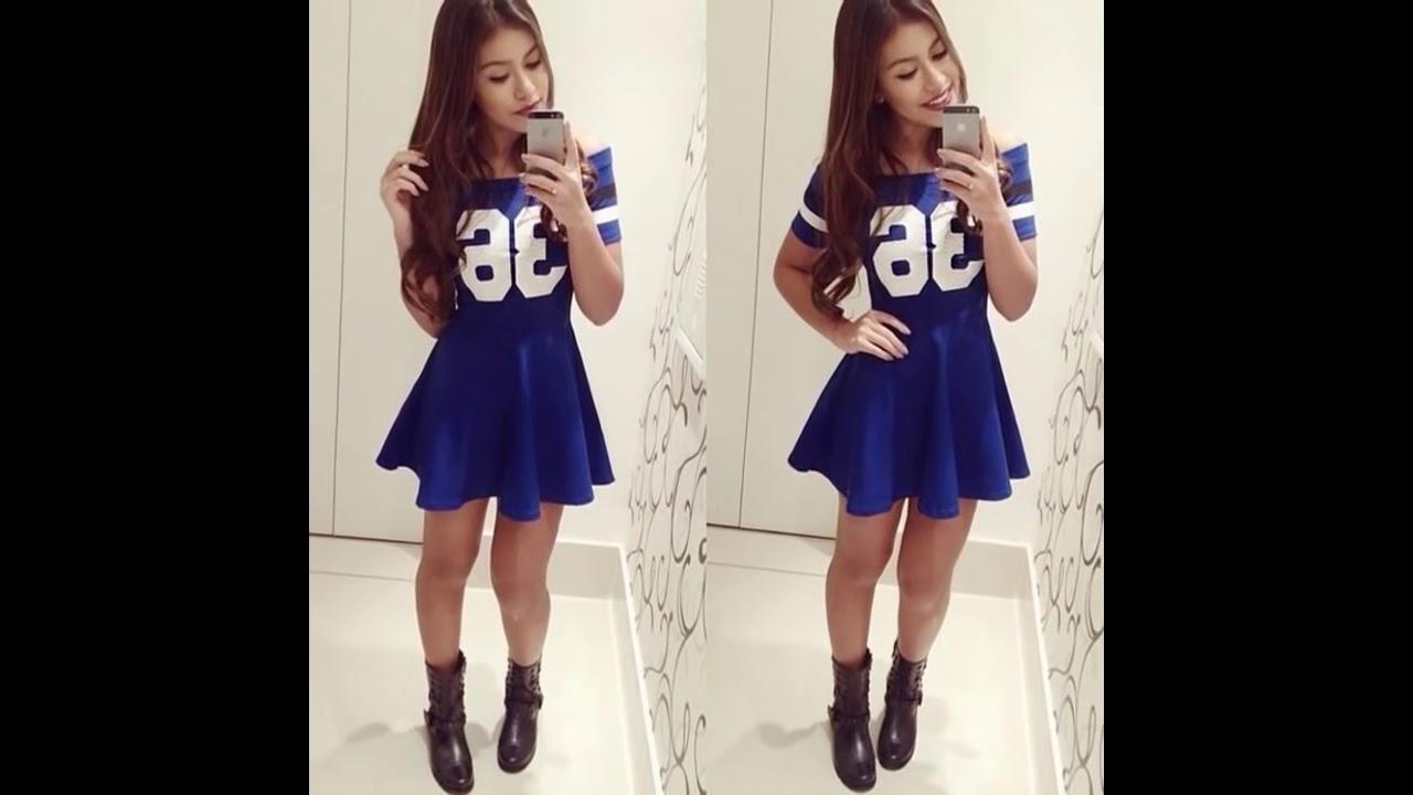 looks estilo swag feminino - YouTube a11df9d4260