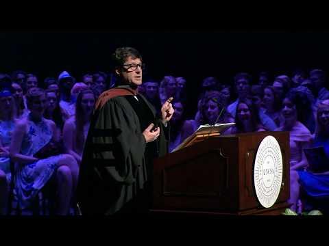 Tim Guinee: High School Commencement Speech 2017