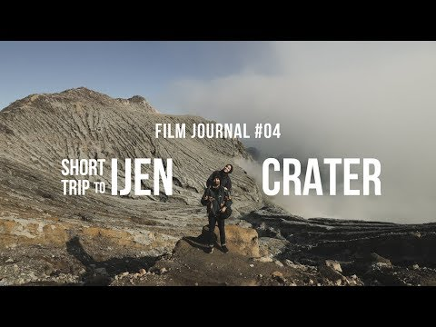 Short Trip To Ijen Crater, East Java, Indonesia [Sony A6000]