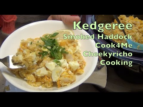 Kedgeree, Tefal Cook4Me Cheekyricho Cooking Ep. 1,227