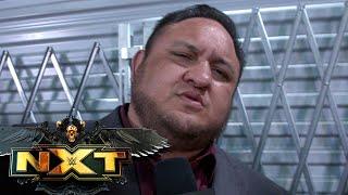 Order is restored under Samoa Joe: WWE NXT, June 22, 2021
