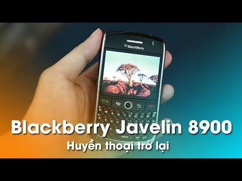 BLACKBERRY 8900 Javelin - Giá rẻ chỉ 890.000đ