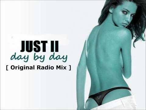 Just II - day by day -[Original Radio Mix]