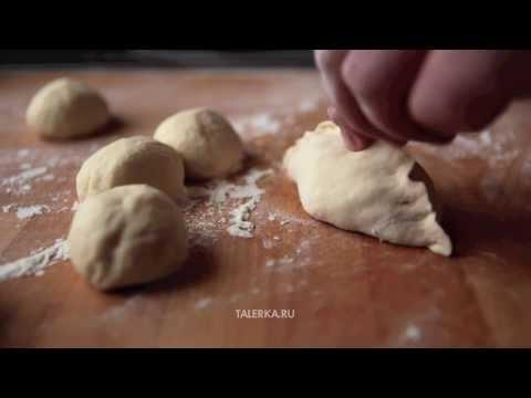 Тесто для пирожков на сметане