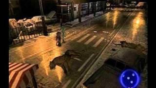 Bio hazard Outbreak File 2 対峙3 ライオン戦 オンライン専用モードパ...