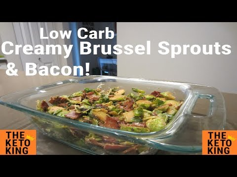 low-carb-creamy-brussel-sprouts-amp-bacon-easy-side-keto-only-3-ingredients-thanksgiving