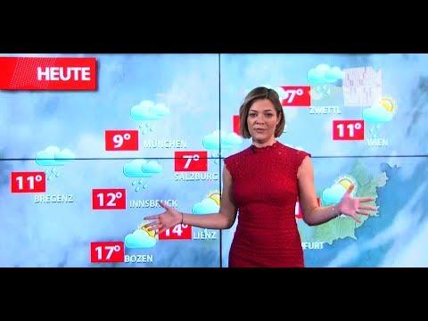 Aktuelle Wetterprognose für Freitag (15.03.2019)