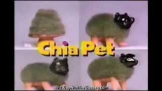 CHIA PET COMMERCIAL (ITA) (Nostalgia Critic Dub)