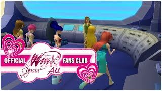 Winx Club PC Game - 25. Winx Club travel to Domino