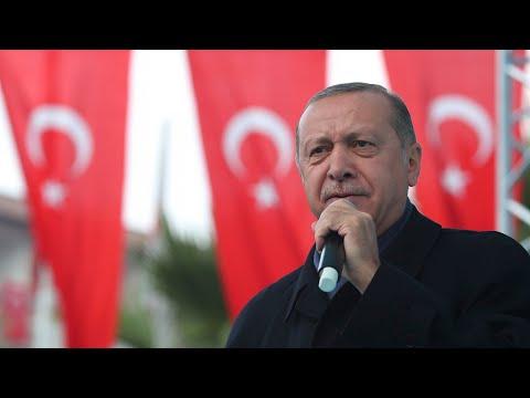 Erdogan makes statement on killing of Jamal Khashoggi