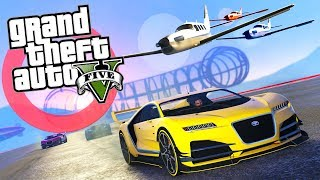 TRANSFORMER RACES!! (GTA 5 Online)