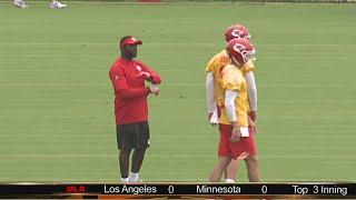 Michael Vick starts internship with Kansas City Chiefs