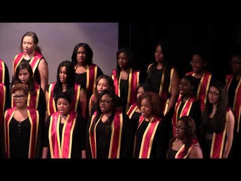"""""""Vus Vet Zayn"""" - Lindblom Treble Choir"""