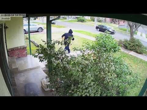 Andy Woods - Here's How To Deal W/ A Porch Pirate