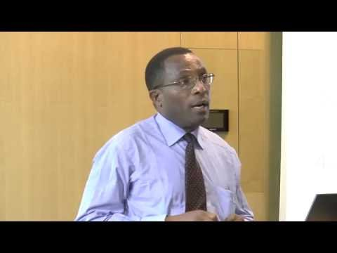 Dr. David Amudavi: Trend towards ecologically sustainable agriculture in Africa