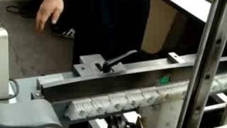 HM-TDG500 Semi-automatic box maker