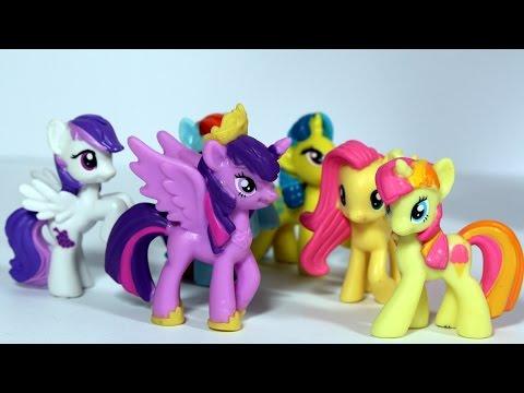 Bajka My Little Pony po polsku: Luna ma Glibbi Slime plan zniszczenia Canterlotu! from YouTube · Duration:  14 minutes 30 seconds