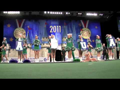 2011 UCA Large Junior High National Champions North Laurel Middle School