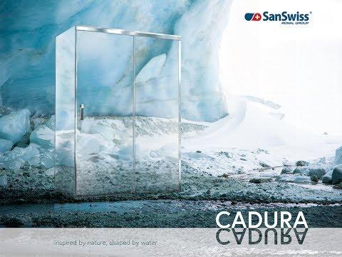 New Line Of SanSwiss Shower Enclosures.CADURA