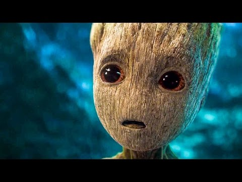 GUARDIANS OF THE GALAXY 2 Trailer 2 (2017)
