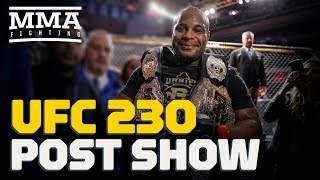 UFC 230 Post-Fight Show - MMA Fighting