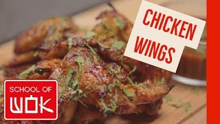 Spicy Chicken Wings Chinese Style | Oriental Culinary Institute