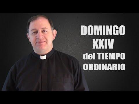 Domingo XXIV del tiempo ordinario - Ciclo C - La misericordia de Dios