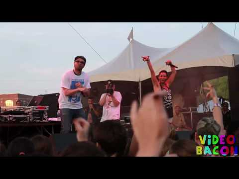 "Kid Sister at Houston Free Press Summer Fest - ""Switchboard"""