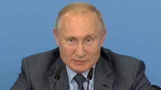 Путин: Чем больше делаешь, тем больше получается