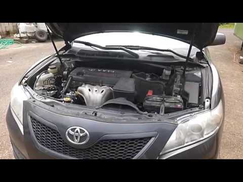 how to diagnose faulty motor mounts on a toyota camry