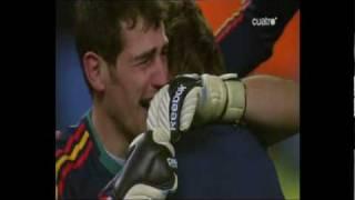 Selección española (La Roja) World Cup 2010. Vídeo Homenaje.