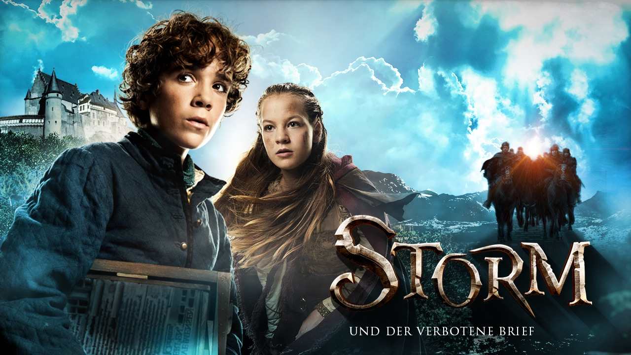 Brief Und Zeitungskasten : Storm und der verbotene brief deutscher trailer hd youtube