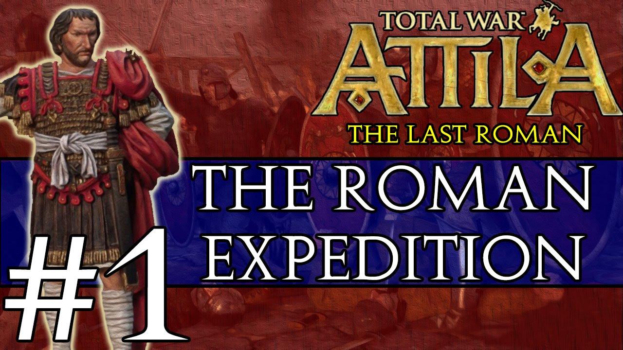 Total War Attila The Last Roman Dlc Loyalist Roman
