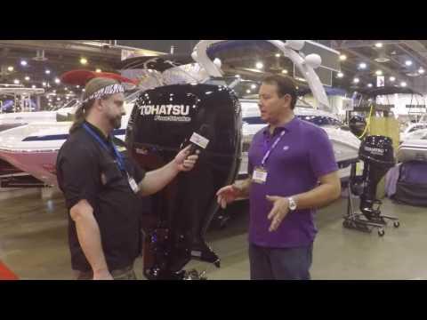 Kevin's Boat & Motor Repair - Tohatsu Motors - 2017 Houston Boat Show