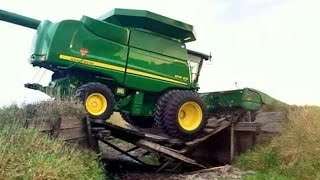 Harvesters Fails and big Troubles