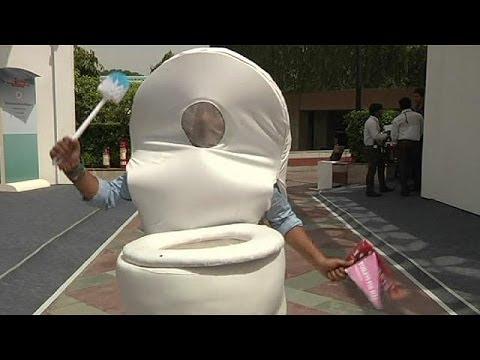 Les inventeurs des toilettes de demain
