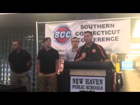 Shelton High School football @ SCC Media Night