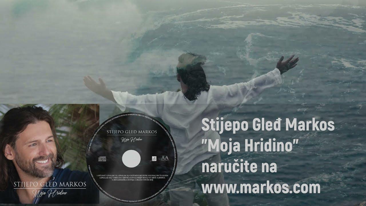 """Album """"Moja Hridino"""" - Stijepo Gleđ Markos - u prodaji"""