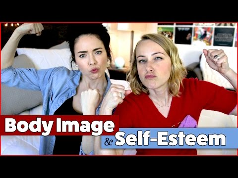 Improve Your Body Image & Self-Esteem w Kati Morton & Nikki Phillippi