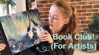 My Art Book Collection // Masterworks, Comics, Art of Books and More!