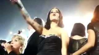 Alizée - La Chanson de Restos - Les Enfoirés 24-01-2013
