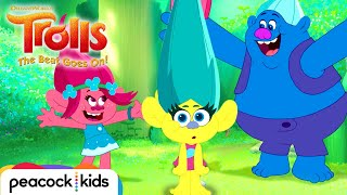 ASK POPPY: An Unforgettable Thank You | TROLLS (NEW SHORTS)