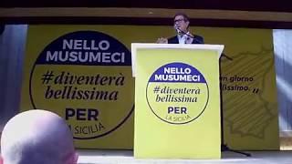 Nello Musumeci elezioni regionali Sicilia 2017