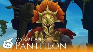 Myrmidon Pantheon.face