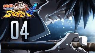 Naruto Shippuden: Ultimate Ninja Storm 4 - Ep4 | AUDIO LATINO | LA VERDAD DEL CLAN UCHIHA