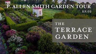 The Terrace Garden | Garden Tour: P Allen Smith 2019 (4K)