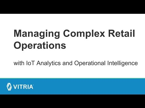 Managing Complex Retail Operations