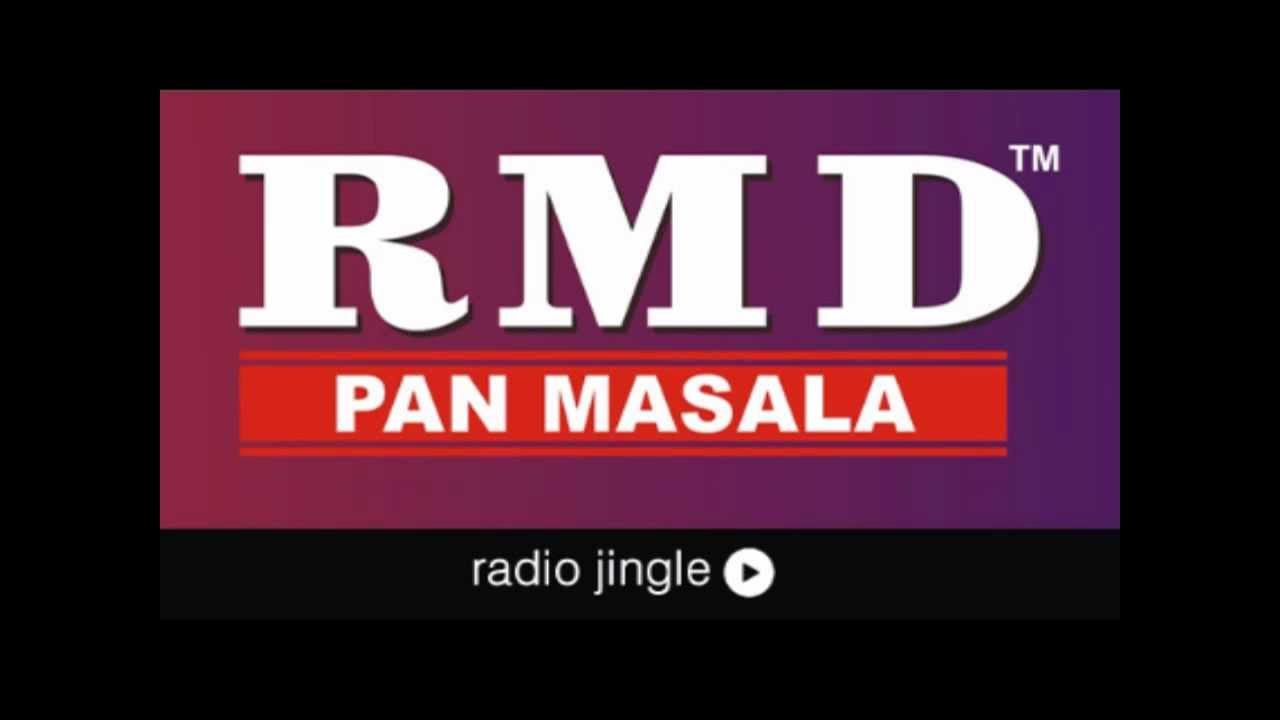 RMD Pan Masala Radio jingle