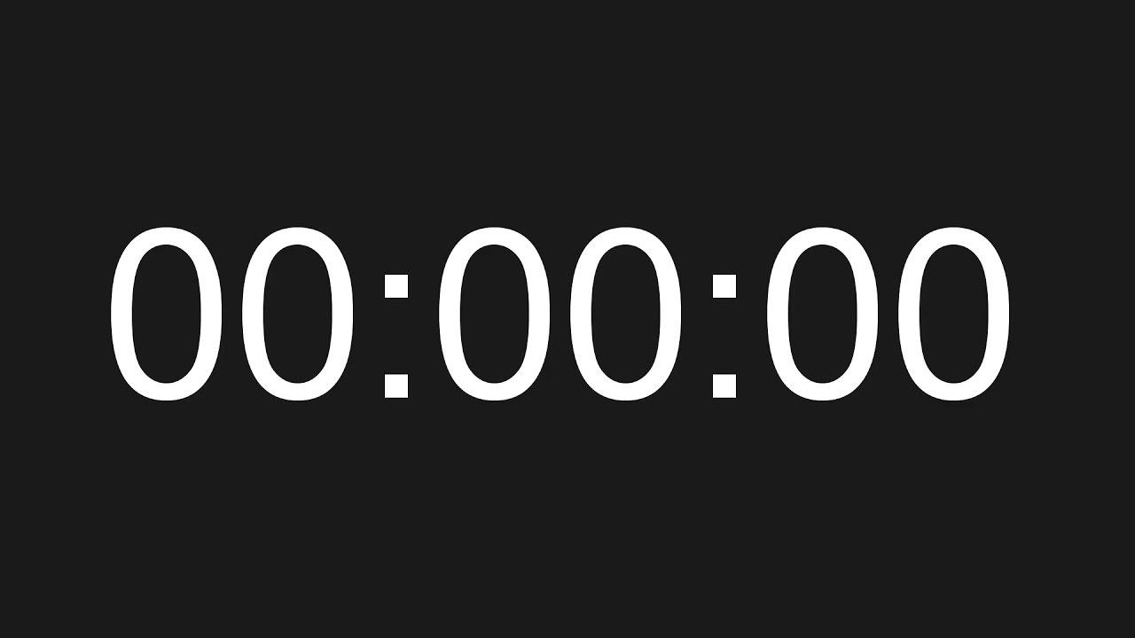 Download 2 hour stopwatch digital workout clock
