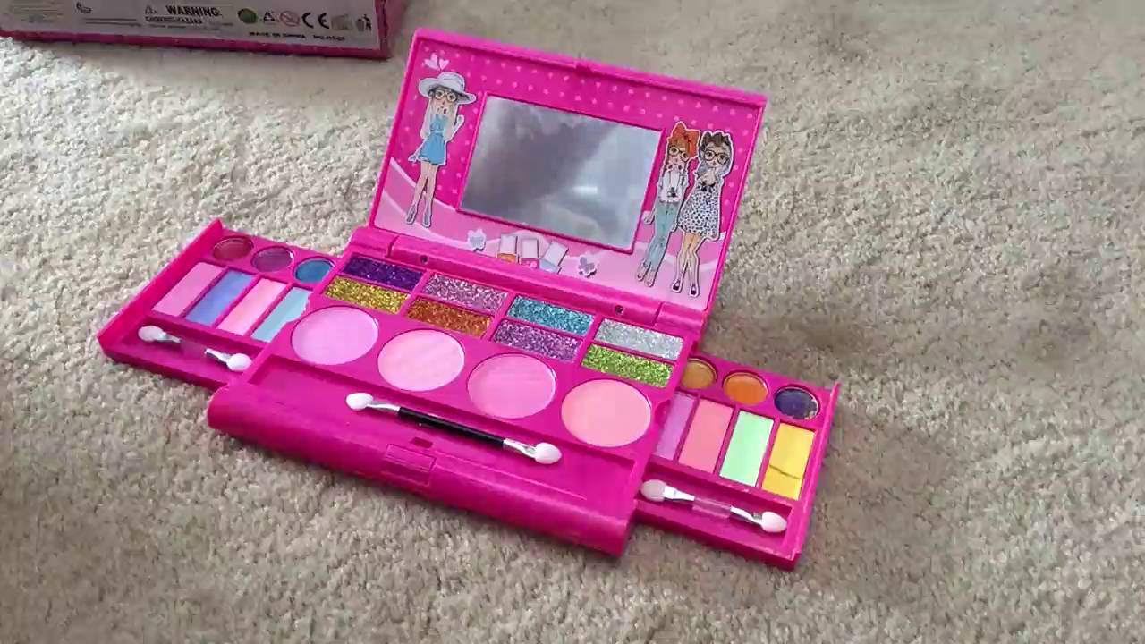 Little Girl Makeup Sets | Saubhaya Makeup